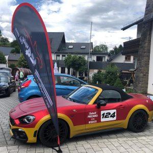 Zu Gast beim 124 Spider Treffen am Nürburgring 2020
